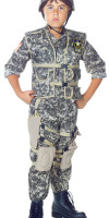 Army Ranger Costume for Kids