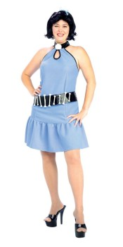 Plus Size Betty Rubble Costume
