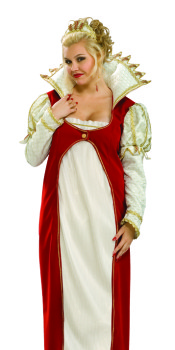 Plus Size Josephine Vampiress Costume
