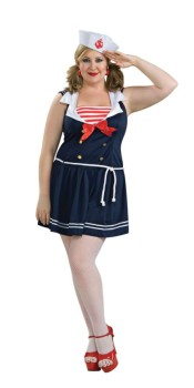 Sailor Costume Plus Size