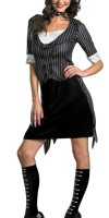 Womens Jack Skellington Costume