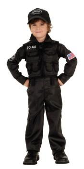 Toddler Swat Costume