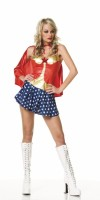 All American Babe Costume