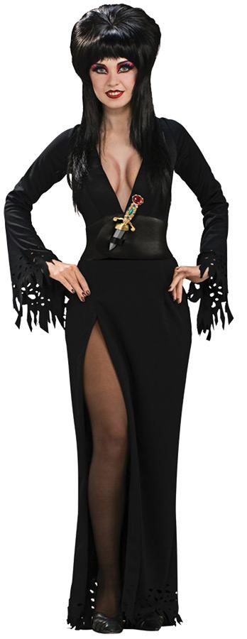 Deluxe Adult Elvira CostumeElvira Costume Ideas