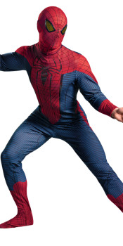 Deluxe Spider-Man Movie Costume
