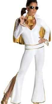 Female Elvis Costume