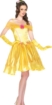 Adult Princess Belle Costume