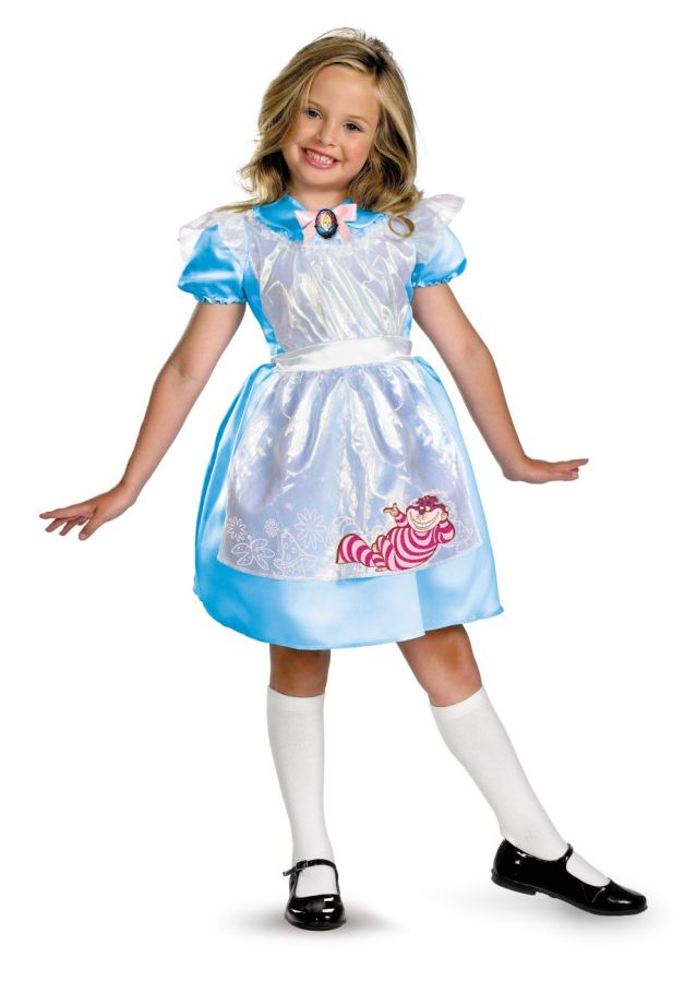 Classic Alice Kids Costume