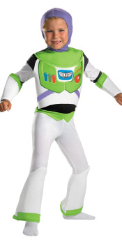 Deluxe Kids Buzz Lightyear Costume