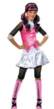 Draculaura Kids Costume