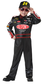 Jeff Gordon Kids Costume