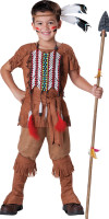 Kids Indian Brave Costume