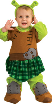 Baby Fiona Warrior Costume