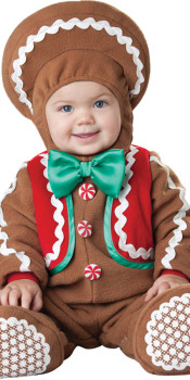 Baby Gingerbread Costume