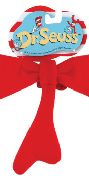 Red Bow Tie for Cat in the Hat