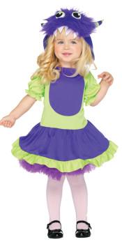 Cuddle Monster Toddler Costume