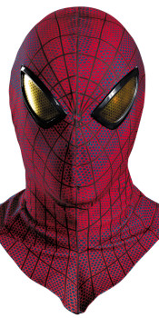 Deluxe Spiderman Mask