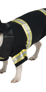 Firefighter Dog Costume