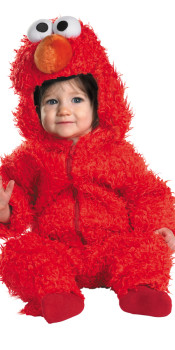 Infant Elmo Costume