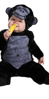 Infant Gorilla Costume