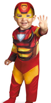 Infant Iron Man Costume