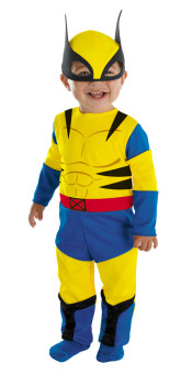 Infant Wolverine Costume