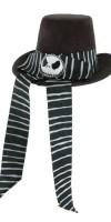 Jack Skellington Victorian Hat