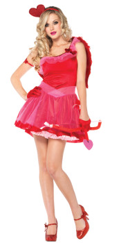 Kiss Me Cupid Costume