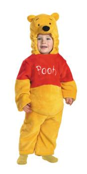Plush Pooh Costume