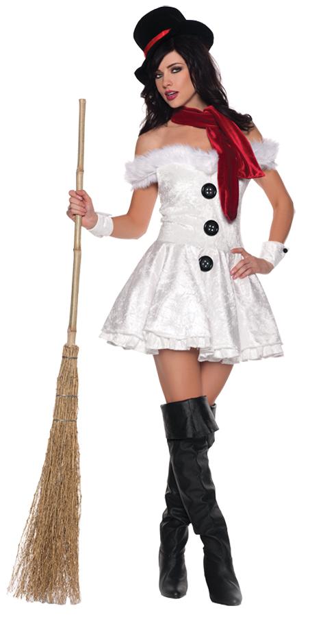 Sexy Snowman Costume