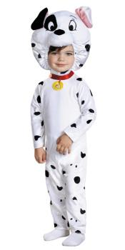 Toddler Dalmation Costume