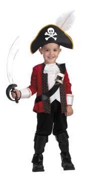 El Capitan Pirate Costume