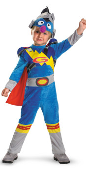 Toddler Grover 2.0 Costume