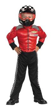 Toddler Turbo Racer Costume