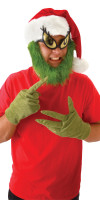 Grinch Hat and Beard