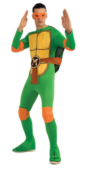 Adult TMNT Michelangelo Costume