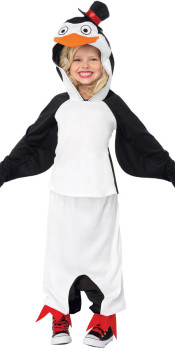 Skipper Penguin Costume