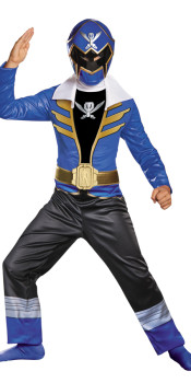 Super Megaforce Blue Costume