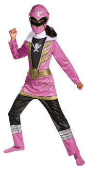 Super Megaforce Pink Costume