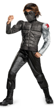 Kids Muscle Winter Soldier