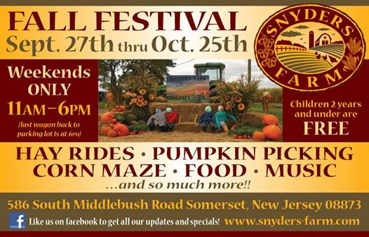 Locate Popular New Jersey Corn Mazes