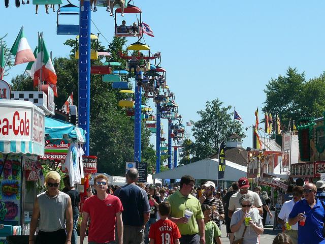 Image of Ohio State Fair.