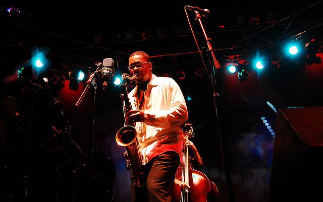 Ravi Coltrane headlines jazz festival.
