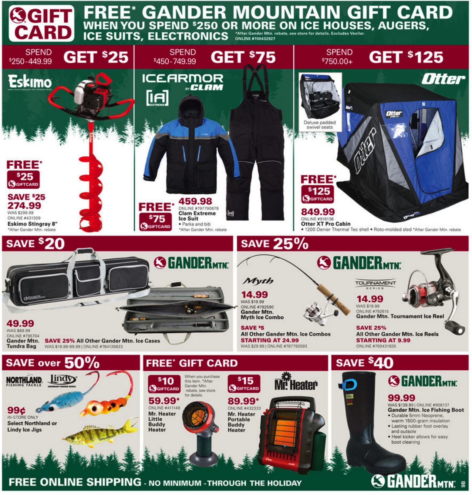 Garner Mountain Black Friday Hours: Garner Mountain will be open at 8AM on Thursday, November 24th until midnight. They will then re-open bright and early at 5AM on Friday.