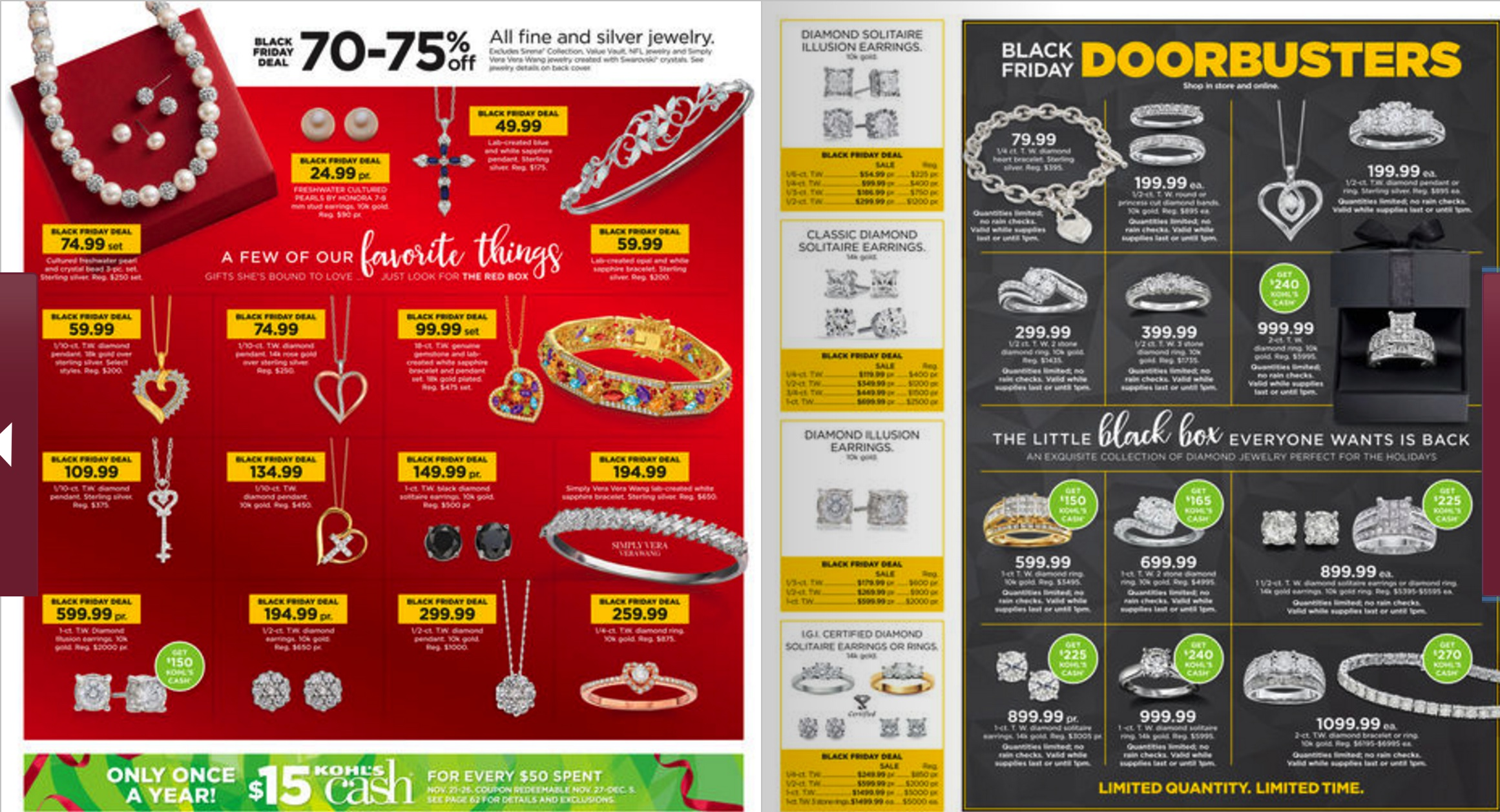 Black friday jewelry deals canada