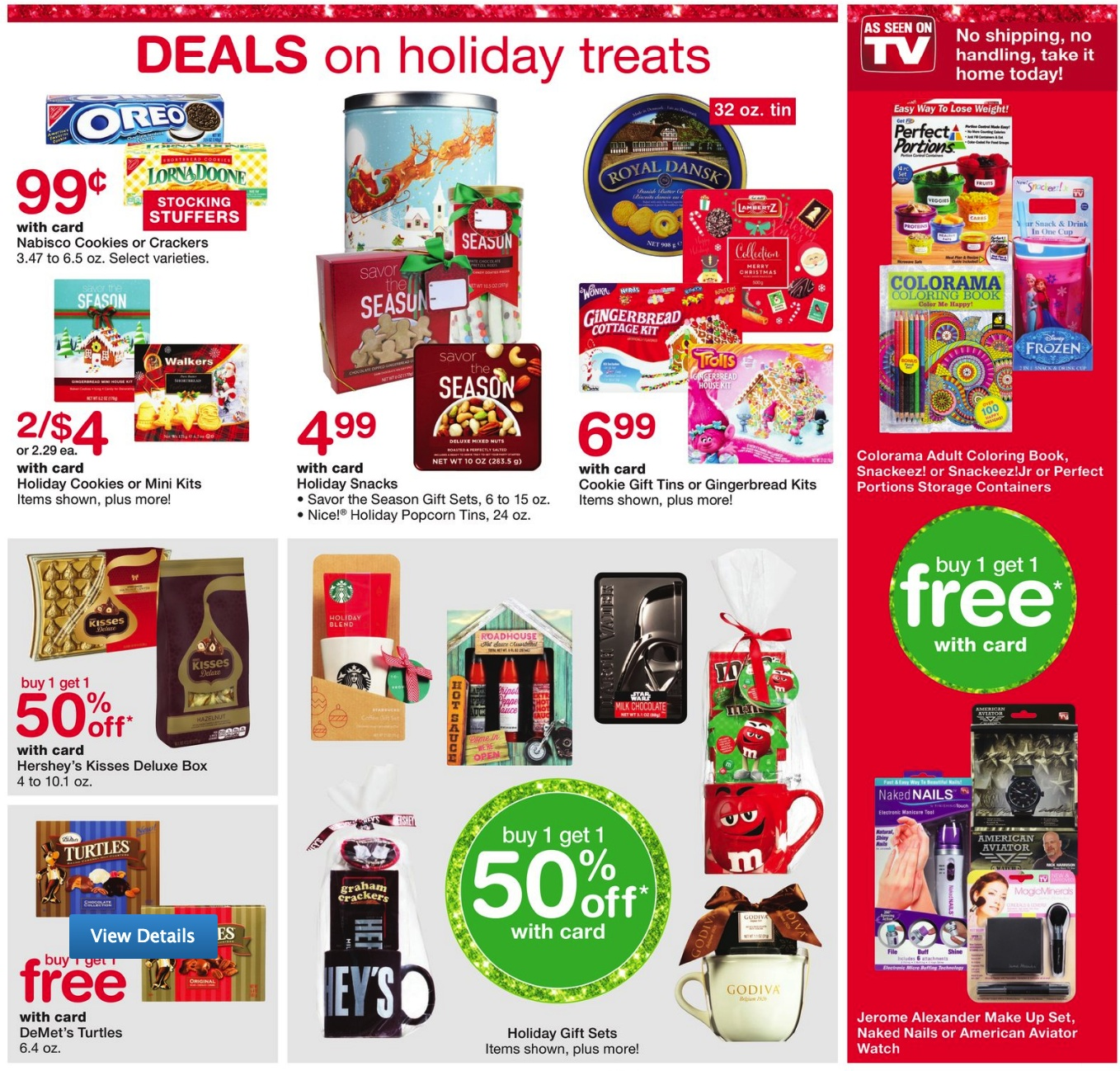 6f36c5d94 A free $10 Walgreens gift card was thrown in with the purchase of $30  iTunes Multipack or $50 iTunes gift card. There was also an online  exclusive with 35% ...