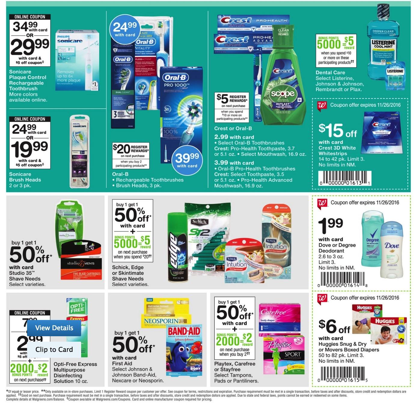Walgreens Black Friday 2019 Ad & Cyber Monday Deals - Funtober