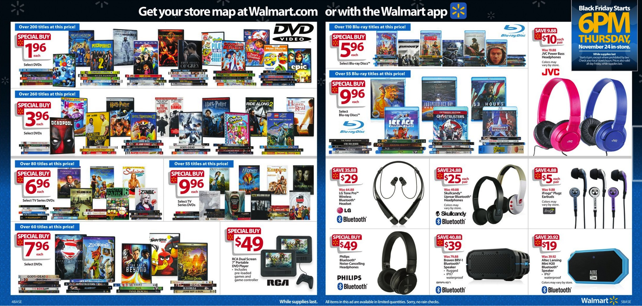 walmart black friday ad deals 2017 funtober autos post
