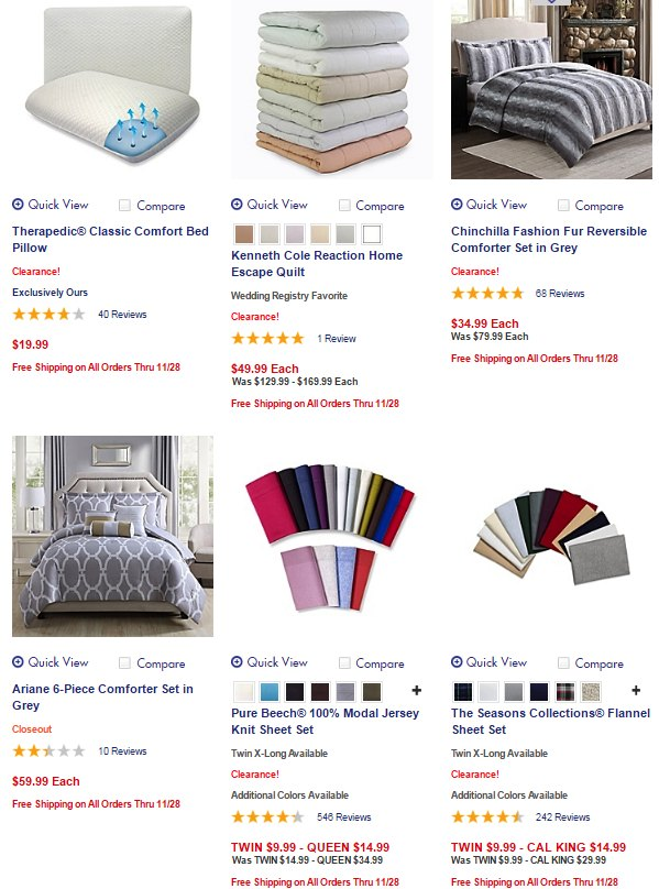 Bed Bath And Beyond Black Friday 2019 Ad Amp Cyber Monday