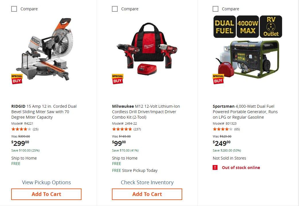Shop Deals by Brand